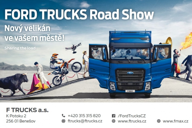 FORD TRUCKS Road Show