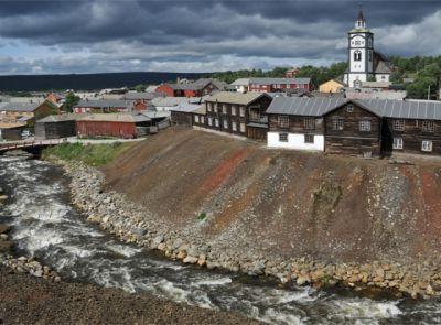 Hornické město Røros