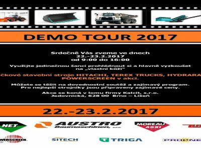 DEMO TOUR 2017