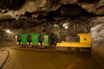 Grafitový důl Český Krumlov