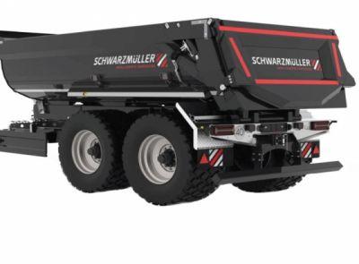 Schwarzmüller - inteligentní vozidla s vizí a nové sklápěcí OFFROAD přívěsy