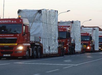 NOSRETI Specialtransport nezahálí