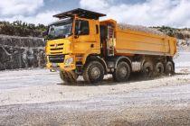 Pracovní stroje TATRA - produktivita a efektivní provoz