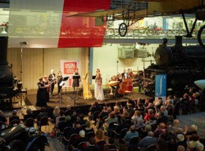Koncert Pražského jara v Národním technickém muzeu