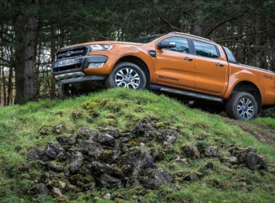 Ford Ranger: Stvořen pro dřinu v dolech