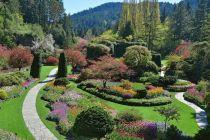 Butchartovy zahrady – zahrady vlomu