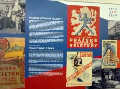 """Výstava NTM """"Pražské vzorkové veletrhy"""""""