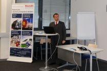 Bosch Rexroth – řešení pro všechna průmyslová odvětví