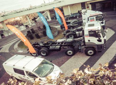 Nákladní vozy Ford míří na český trh