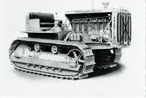 Výlet do historie: Caterpillar