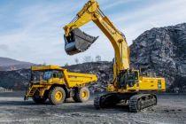KOMATSU světový výrobce stavebních strojů slaví 100 let - historické milníky